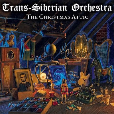 TRANS-SIBERIAN ORCHESTRA - The Christmas Attic / CD