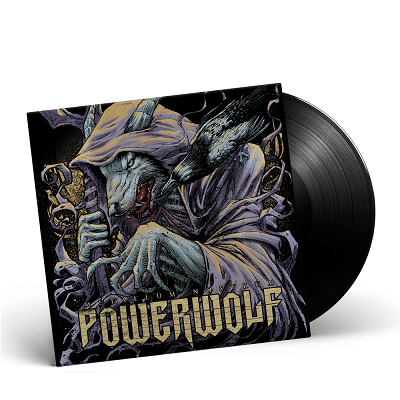 POWERWOLF-Metallum Nostrum/Limited Edition BLACK Vinyl Gatefold LP