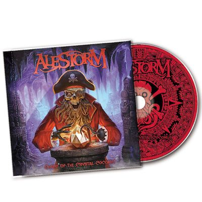 ALESTORM - Curse Of The Crystal Coconut / CD
