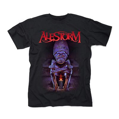 ALESTORM - Big Ship, Little Ship / T-Shirt
