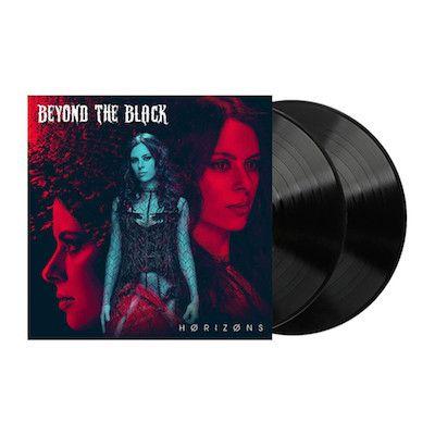 BEYOND THE BLACK - Horizons / BLACK Gatefold 2LP