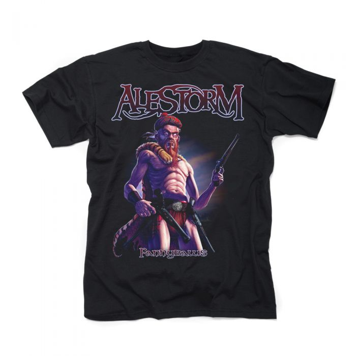 ALESTORM - Fannybaws / T-Shirt