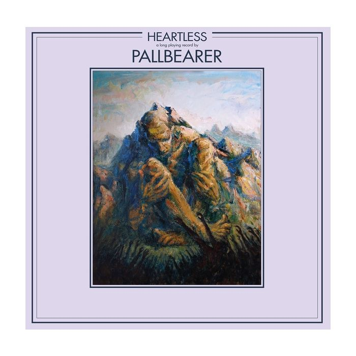 PALLBEARER - Heartless / 2LP