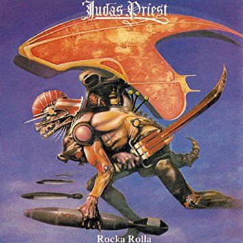 JUDAS PRIEST - Rock A Rolla / LP