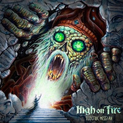 HIGH ON FIRE - Electric Messiah /CD