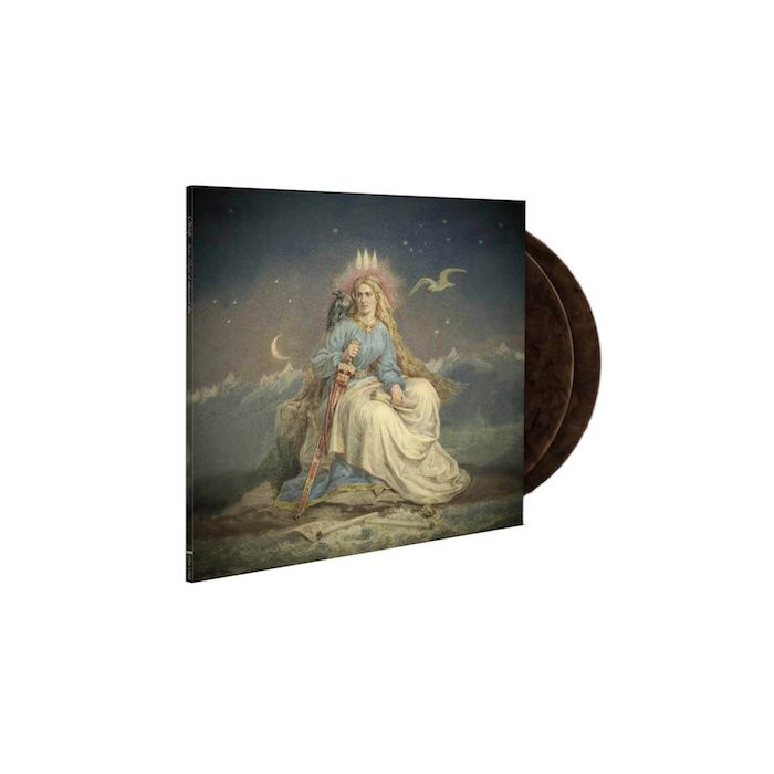 SOLSTAFIR - Endless Twilight Of Codependent Love / NAPALM RECORDS EXCLUSIVE CLEAR BLACK 2LP