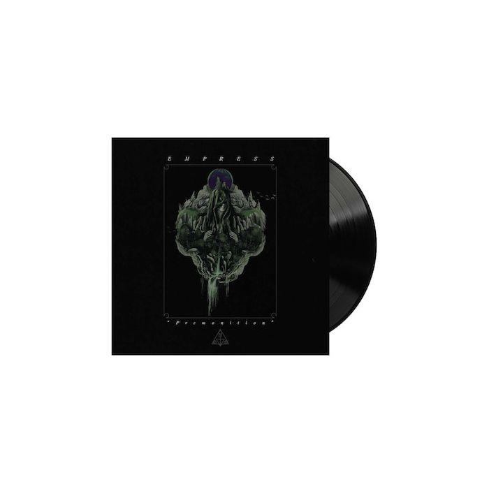 EMPRESS - Premonition / Black LP