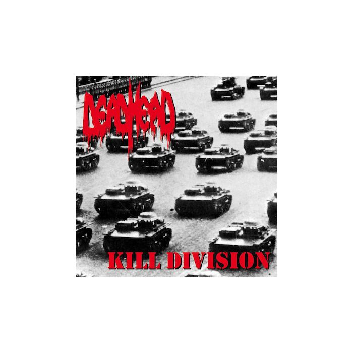 DEAD HEAD - Kill Division / 2CD