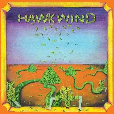 HAWKWIND - Hawkwind / Blue LP