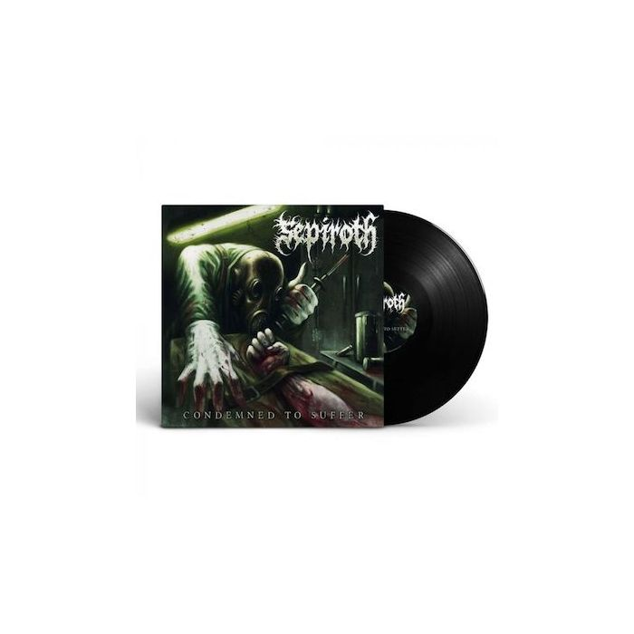 SEPIROTH - Condemned To Suffer / BLACK LP