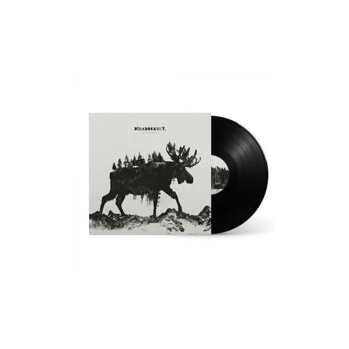 BIZARREKULT - Vi Overlevde / BLACK LP