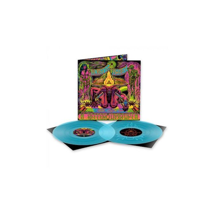 MONSTER MAGNET - A Better Dystopia / LIMITED EDITION CLEAR BLUE 2LP