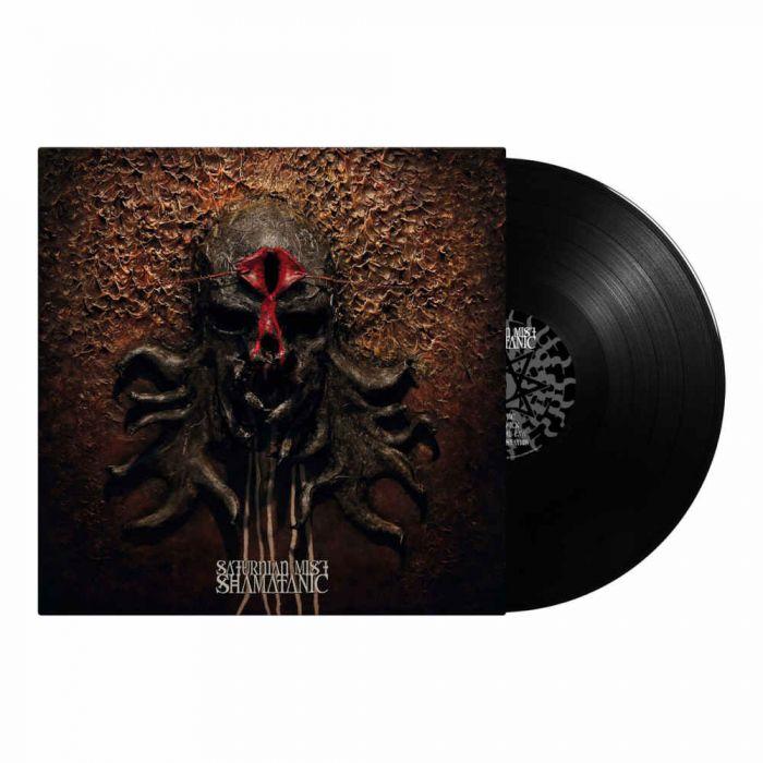 SATURNIAN MIST - Shamatanic / BLACK LP