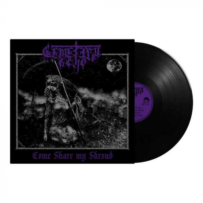 CEMETERY ECHO - Come Share My Shroud EP / BLACK LP