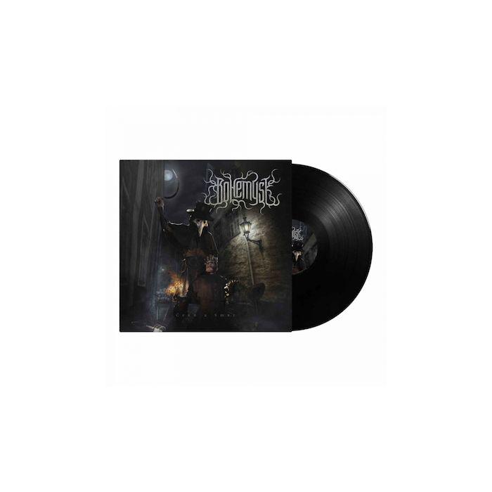 BOHEMYST - Čerň A Smrt / BLACK LP
