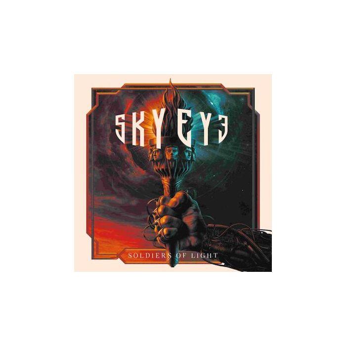 SKYEYE - Soldiers Of Light / CD