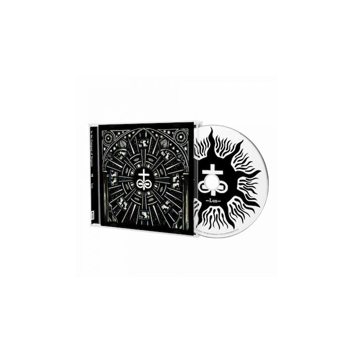 IN THE COMPANY OF SERPENTS - Lux / CD PRE-ORDER RELEASE DATE 9/3/21