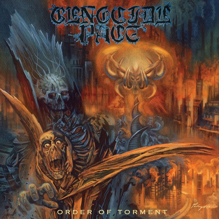 GENOCIDE PACT - Order Of Torment / LP