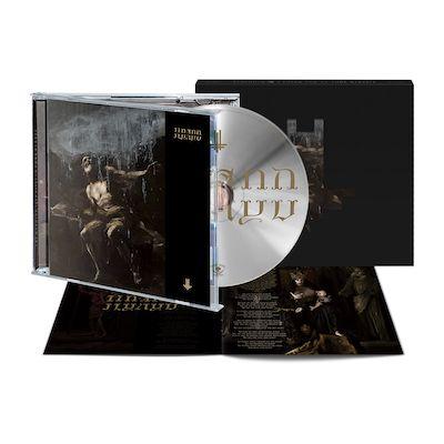 BEHEMOTH - I Loved You at Your Darkest / CD