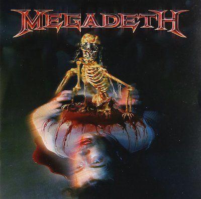 MEGADETH - The World Needs A Hero / CD