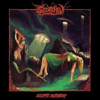 SCORCHED - Ecliptic Butchery / LP