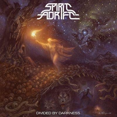 SPIRIT ADRIFT - Divided By Darkness / LP