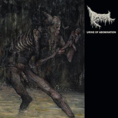 TRIUMVIR FOUL - Urine Of Abomination / CD