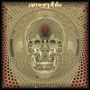 AMORPHIS - Queen Of Time / Splatter 2LP