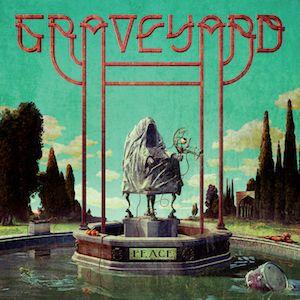 GRAVEYARD - Peace / Splatter LP