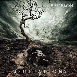 KATAKLYSM - Meditation / Splatter LP