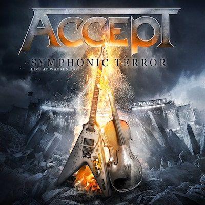 ACCEPT - Symphonic Terror: Live At Wacken / 2CD + Blu-Ray