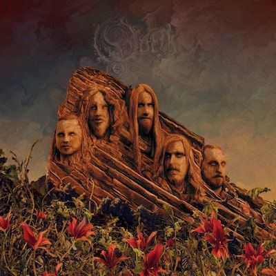 OPETH - Garden Of The Titans (Live At The Red Rocks Amphitheater) / 2LP