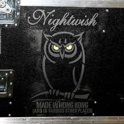 NIGHTWISH - Made In Hong Kong (And Other Various Places) / CD