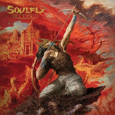 SOULFLY - Ritual / CD