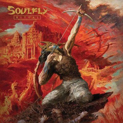 SOULFLY - Ritual / Brown LP