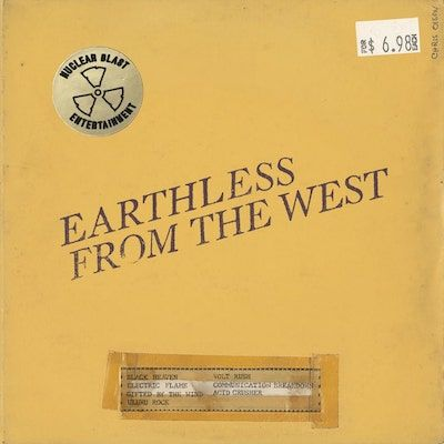 EARTHLESS - From The West / CD