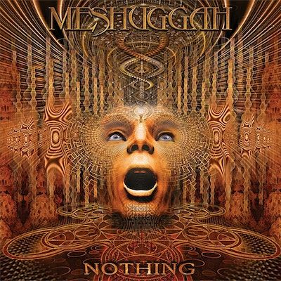 MESHUGGAH - Nothing / Orange 2LP