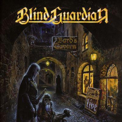 BLIND GUARDIAN - Live / Yellow 3LP