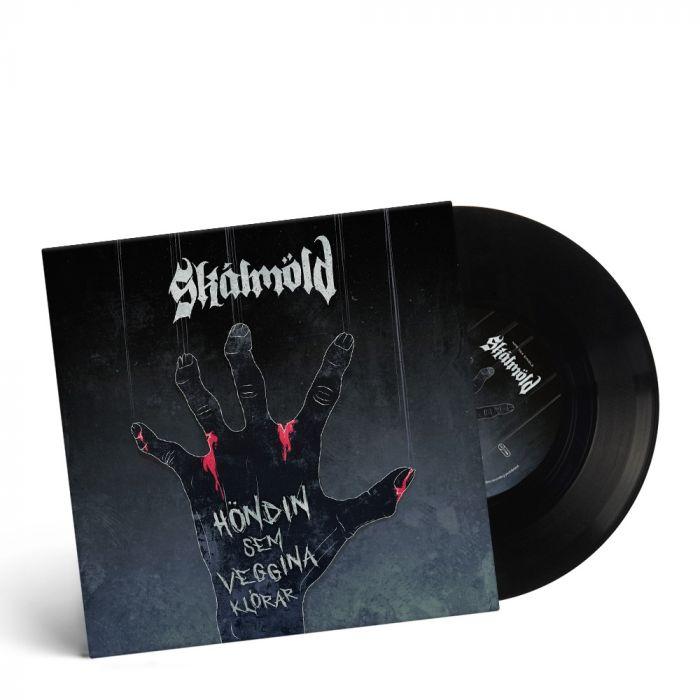 SKALMÖLD/OMNIUM GATHERUM-Höndin sem veggina klórar / Blade Reflections Limited Edition Split 7