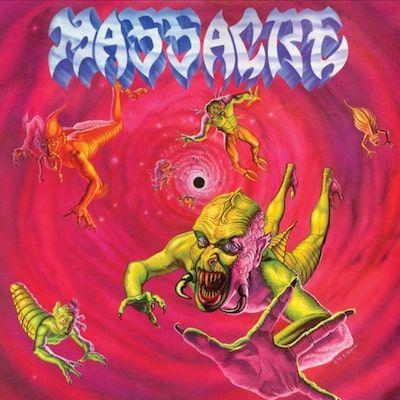 MASSACRE - From Beyond / Digipak CD