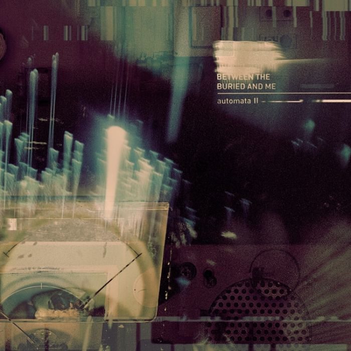 BETWEEN THE BURIED AND ME - Automata II / Purple LP