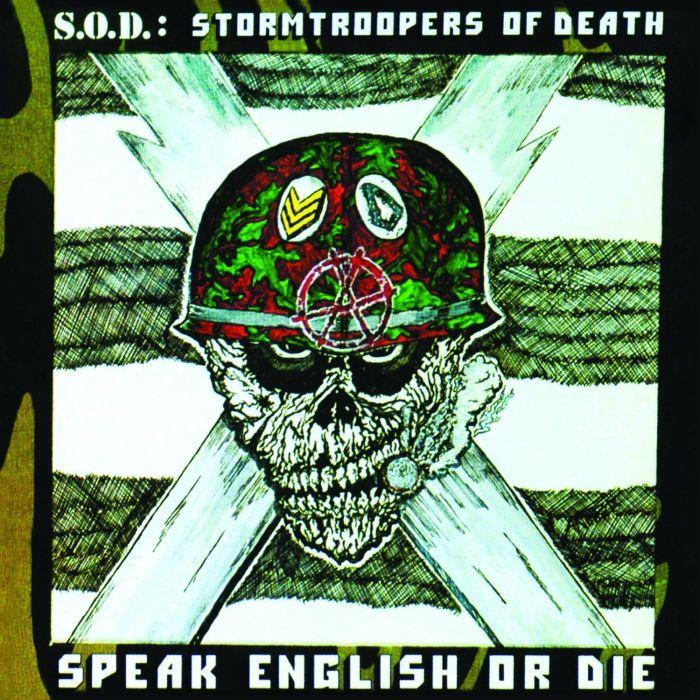 S.O.D. - Speak English Or Die / CD