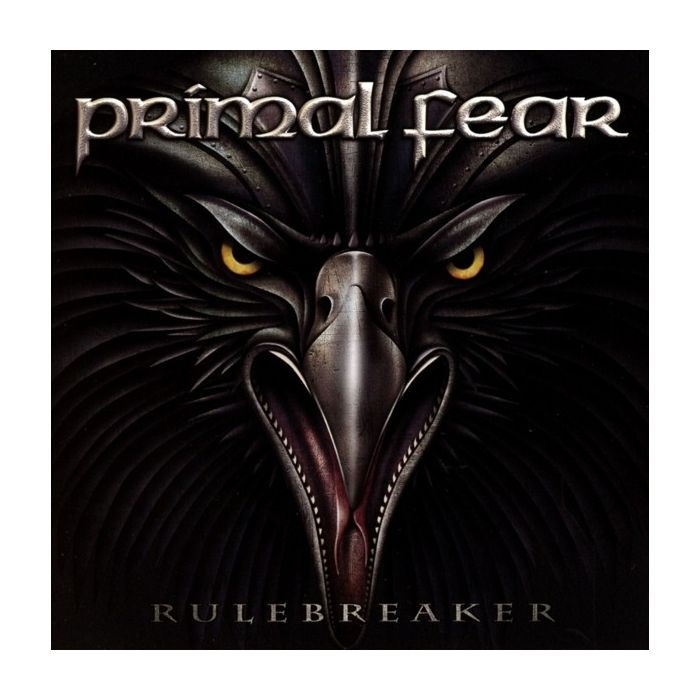 PRIMAL FEAR - Rulebreaker / CD
