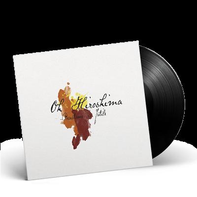 OH HIROSHIMA-Resistance Is Futile/Limited Edition BLACK Vinyl Gatefold LP