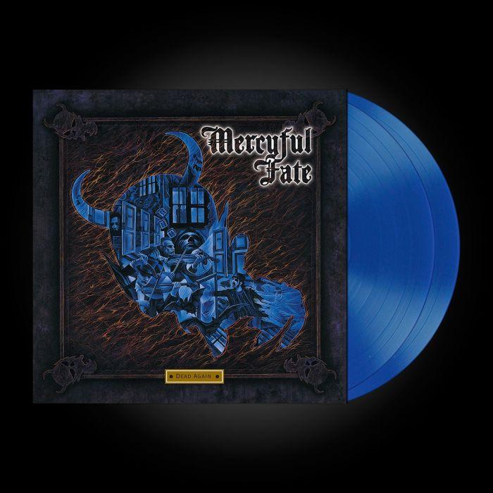 MERCYFUL FATE - Dead Again / Blue 2LP