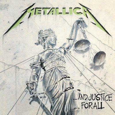 METALLICA - ...And Justice For All / Cassette
