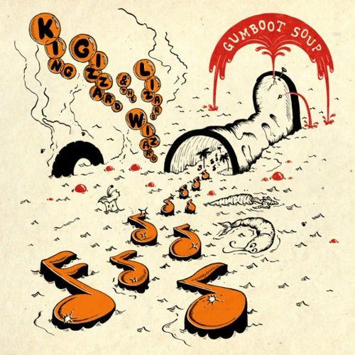 KING GIZZARD & THE LIZARD WIZARD - Gumboot Soup / LP