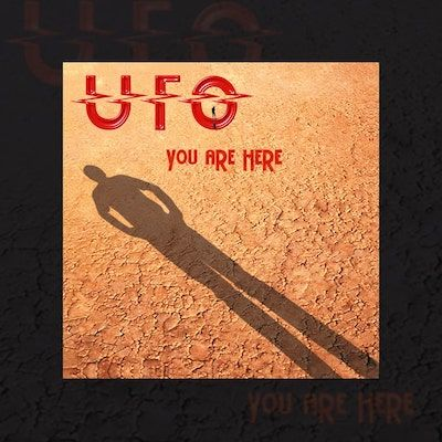 UFO - You Are Here / 2LP