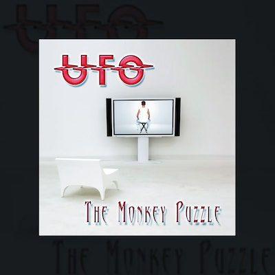 UFO - The Monkey Puzzle / 2LP
