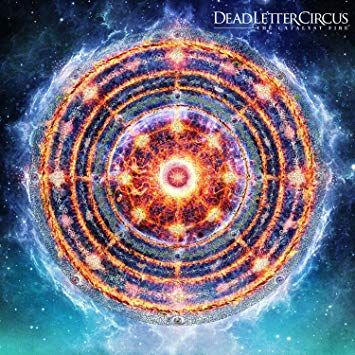 DEAD LETTER CIRCUS - The Catalyst Fire / CD
